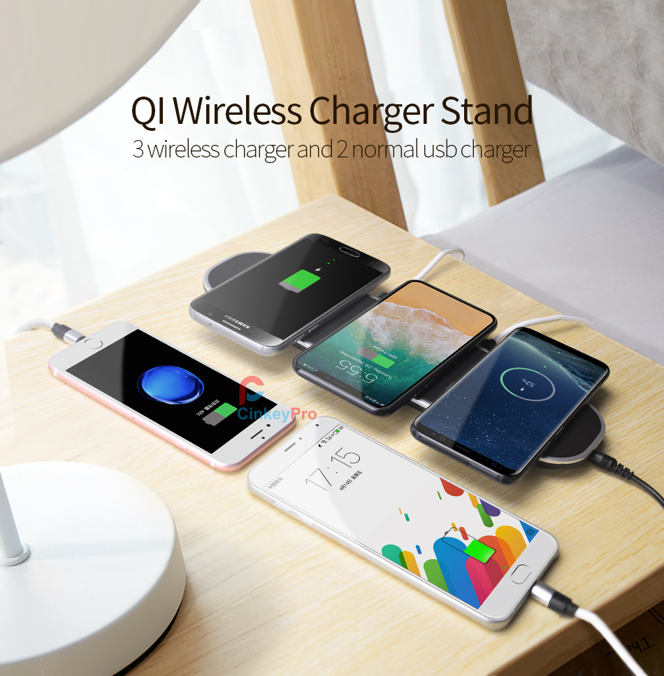 Wireless Charger Station 1