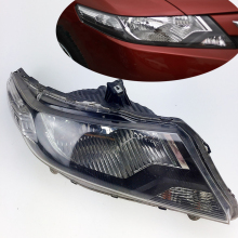 Right & Left High quality Replacement front head lights lamp for HONDA CITY GM3 2012 2013 2014