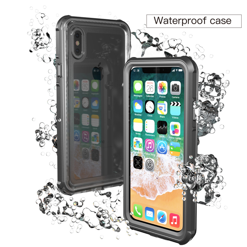 for iphone X waterproof case (26)