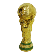 Brazilian football trophy World Cup soccer World Cup trophy mug Fans articles 27 cm 1:1