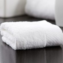 Luxury Hotel&SPA Towels,75g/pce Extra Heavy 100% Pakistain Cotton Face Towel Set of 10,Commercial Grade Washcloth 13 by 13-inch(China)