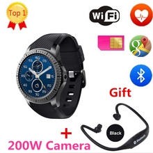 Buy stock Original NO.1 Bluetooth Smart Watch Sport Full HD Screen Support SIM card smartwatch Android & IOS gear s2 for $65.60 in AliExpress store