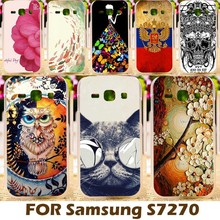 AKABEILA Hard Plastic Case For Samsung Galaxy Ace III 3 S7270 S7272 ACE3 S7275 S7278 AceIII Phone Cases Covers Shell Skin(China)