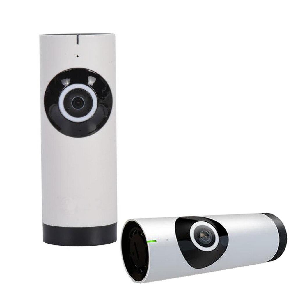 NEW WIFI 180 degree fisheye camera wireless mini ip camera twoway audio motion detection P2P TF Card Vision angle cctv ip camera<br>