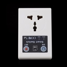Free shipping high quality 220v EU Plug Cellphone Phone PDA GSM RC Remote Control Socket Power Smart Switch interruptor switches