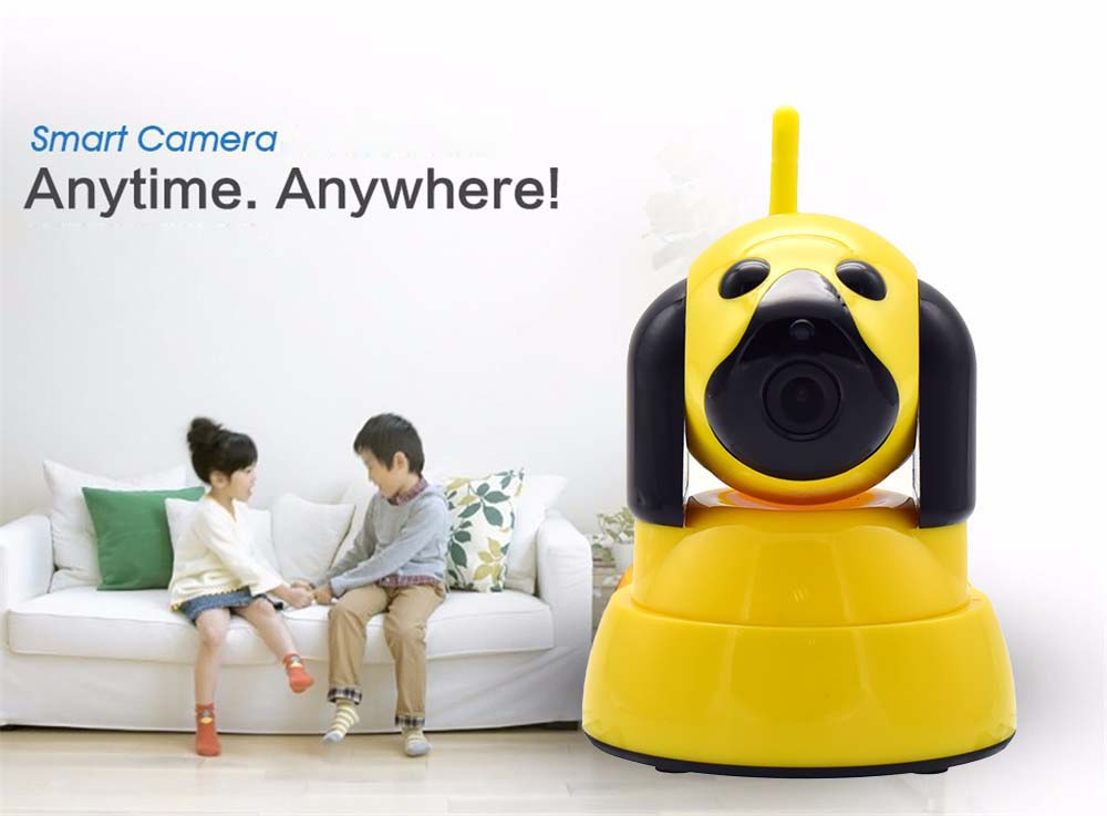 Wistino 720P Wireless IP Camera Motion Detection Home Baby Monitor IR Night Vision WiFi Camera Alarm Onvif Surveillance Security (2)