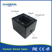 Factory embeded 2D barcode scanner module rs232 port mini design QR barcode scanner(China)