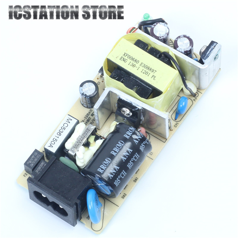 5pcs AC-DC 12V 3A Switching Power Supply Module 3000MA Regulator Bare Board For Replace Repair 9.4*4.2*2.4cm<br><br>Aliexpress