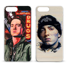 Buy Eminem Rap God Slim Shady Fashion Coque Mobile Phone Case Cover Shell Bags Apple iPhone 8 7 7s Plus 6S 6 Plus 5 5S SE 4S 4 for $2.97 in AliExpress store
