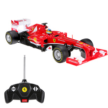 Original RASTAR 53800 1/18 F1 RC Radio Remote Control Car Speed Racing Car Drift Track Vehicle Boys Toy Gift(China)