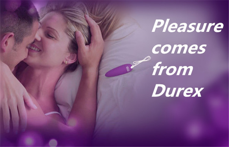 Durex Powerful Mini G-Spot Vibrator USB Charging Small Bullet Clitoral Stimulation 5 Vibration Modes Adult Sex Toys For Women 1