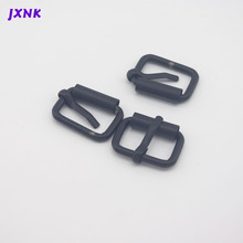 "10PCS/lot 3/4""(20mm)DIY Leather craft Meatl Pins Belt Buckle Roller Matte black spray paint,bag buckle,garment ,bag fasteners"