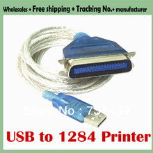 1M USB to 36 Pin Parallel Port Connecting IEEE 1284 Printer Cable Adapter(China)