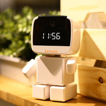 Wireless Robot IP Camera PTZ WIFI Clock Network CCTV HD Baby Monitor Remote Control Home Security Night Vision Two Way Audio(China)