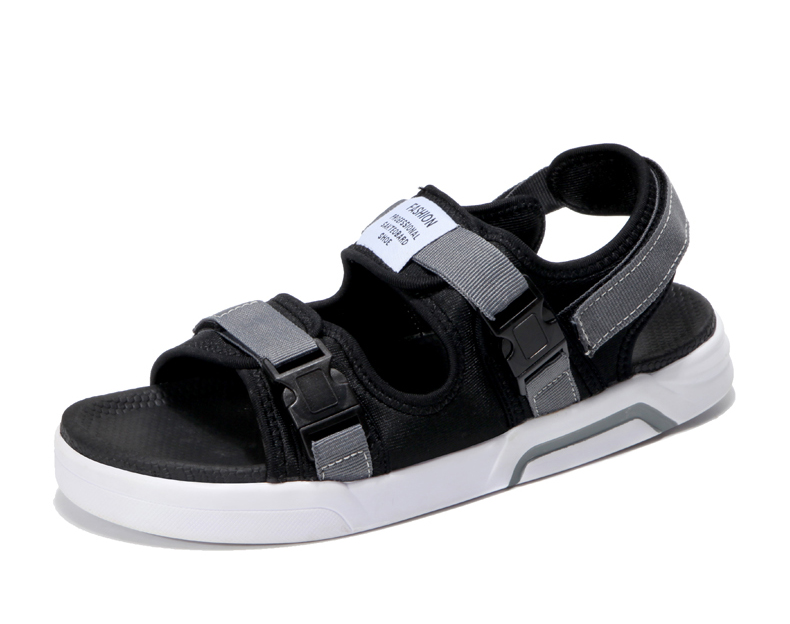 YRRFUOT Summer Big Size Fashion Men's Sandals Outdoor Hot Sale Trend Man Beach Shoes High Quality Non-slip Adult Flats Shoes 46 46 Online shopping Bangladesh