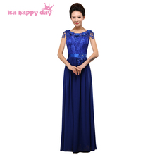 beautiful cheap pretty semi formal simple royal blue sexy school girl sweet 16 homecoming dresses modest a-line H2699(China)