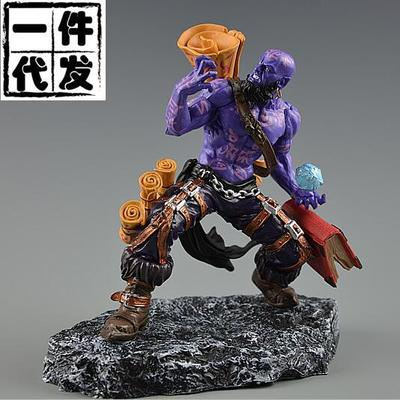 NEW Hot! 21cm The Rogue Mage Ryze action figure toys collection doll Christmas gift with box<br><br>Aliexpress