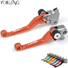 Buy Dirt bike Pivot Foldable Clutch Brake Lever KTM 250EXC-F (SIX DAYS) 2006 2007 2008 2009 2010 2011 2012 2013 2014 2015 2016 for $19.12 in AliExpress store