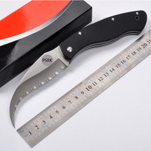 High quality VG-10 blade full gear G10 handle folding knife outdoor tool survival tactical camping knives(China)