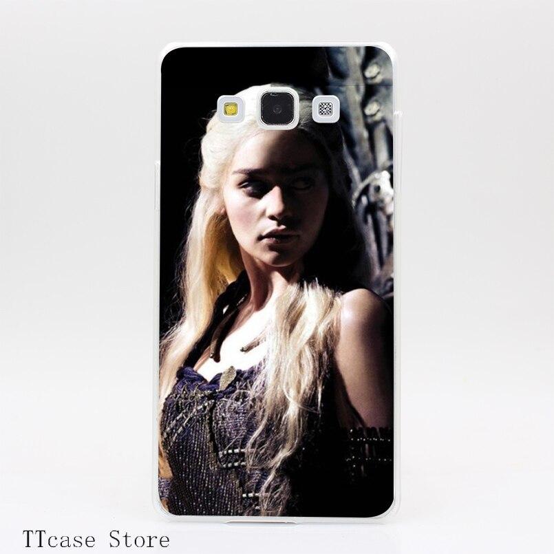 2642CA Pattern Sexy Girl Skin Transparent Hard Cover Case for Galaxy A3 A5 A7 A8 Note 2 3 4 5 J5 J7 Grand 2 & Prime