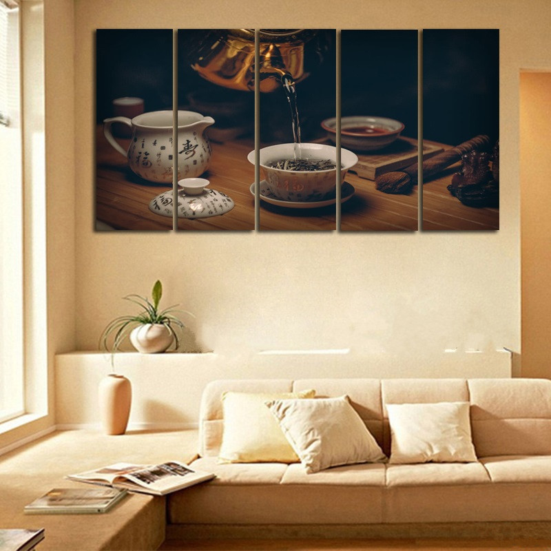 5-Pieces-Set-UNFRAMED-Painting-Chinese-Traditional-Tea-Culture-Canvas-Wall-Art-HD-Printing-Living-Room (1)