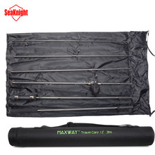 SeaKnight New Quality Carbon Super Power 6 Sections 3.6M Carp Fishing Rod With Fishing Bag Carp Rod Lure Weight 3LB