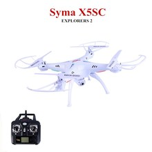 Buy SYMA X5S X5SC X5SW FPV Drone X5C Upgrade 2MP FPV Camera Real Time Video RC Quadcopter 2.4G 6-Axis Quadrocopter RC Airplane toy for $52.50 in AliExpress store