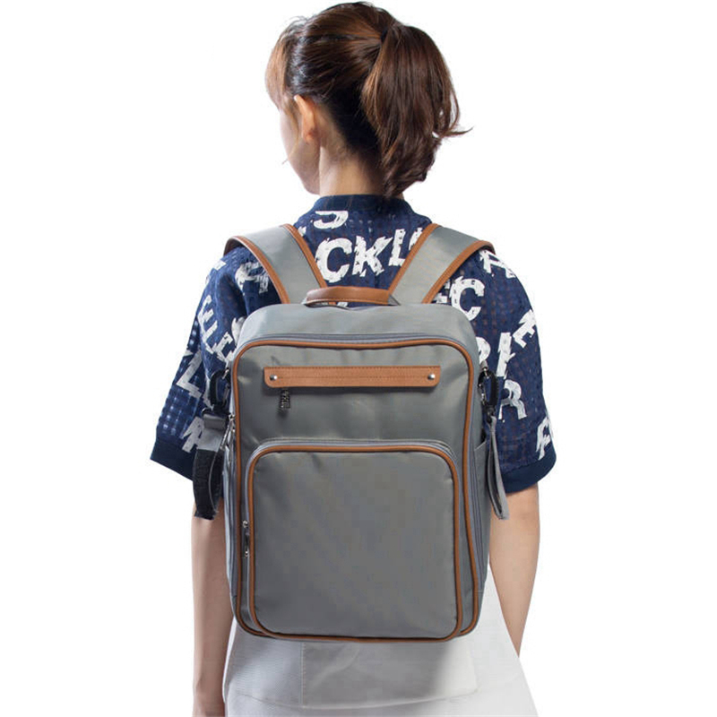 Large Capacity Backpack Mummy Bag Multi-purpose Outdoor Water Proof Bag Baby Changing Diaper Nappy Bag<br>