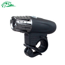 Super Bright 1000LM USB Rechargeable Bike LED Front Light Power Head Flashing Cycling Bicycle torch Safety Waterproof Lamp(China)