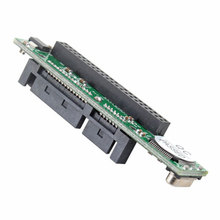 "2.5"" IDE Female HDD SSD to 7+15P SATA Adapter Converter #4156"