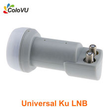 Satellite LNB Universal Ku Band Twin LNB for Digital Satellite Dish DVB-S/S2 High Quality High Gain Low Noise 0.2db Hot Selling