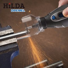 HILDA Attachment Accessories Shield Rotary Tool A550 For Mini Drill Mini Grinder Cover Case Dremel tools Accessory(China)