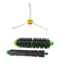 Free Shipping  New Brush filter For iRobot Roomba 500 Series 530 540 550 560 570 580 551 561 555
