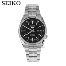 SEIKO Watch No. 5 Automatic Leisure automatic mechanical watch SNK567J1 SNXM19J5 SNK561J1 SNK569J1 SNK579J1(China)