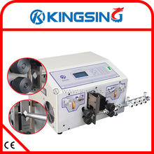 Fully Automatic Wire Stripping Machine KS-09D + Free Shipping by DHL air express (door to door service)