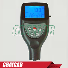 Free Shipping F&NF Type CM8855 Coating Thickness Gauge for Car Paint CM-8855FN