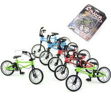 New Functional Finger Mountain Bike BMX Fixie Bicycle Boy Toy Creative Game Gift W15(China)