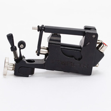 STEALTH ROTARY Aluminum Rotary Tattoo Machine Strong Consistent  Power for Shader & Liner Black one