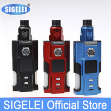 Buy Snowwolf Vfeng Squonk vape kit MOD atomizer SIGELEI e electronic cigarette for $71.99 in AliExpress store