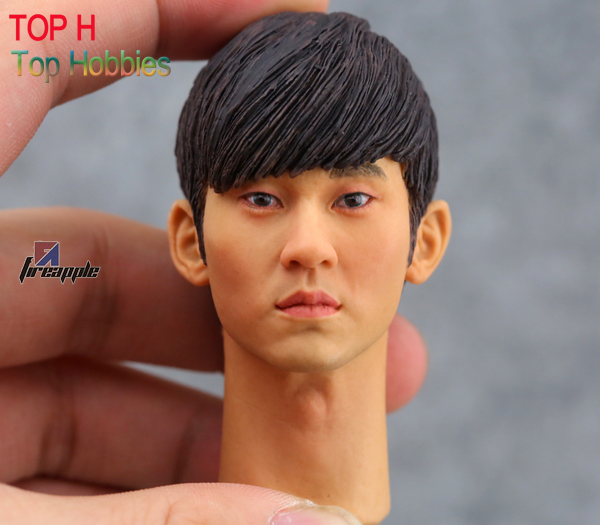 KUMIK KM13-79 1/6 Soldiers model Engraved head,Action Figure Hot toys ,12 inch action &amp; toy figures Collectible Anime Figures<br>
