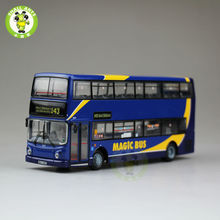 1:76 Scale Diecast Bus Model Alexander Dennis Trident ALX400,Magic Bus,UKBUS1049