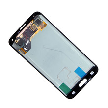 100% Test Original Super amoled LCD For Samsung Galaxy S5 G900 G900F LCD display touch Screen Assembly+free tools
