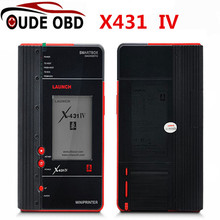 Launch X431 Master IV Professional Universal Diagnostic Tool Original Free Update By Internet Launch X431 IV Free Shipping