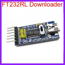 FT232RL Downloader USB To Serial Port Line USB TO 232 USB To TTL Module