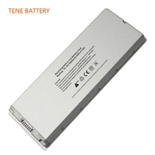 "10.8V 5200mAh Replacement Laptop Battery A1185 MA561 MA561FE/A for Apple MacBook 13"" Series White Free Shipping A1185 Batteries"