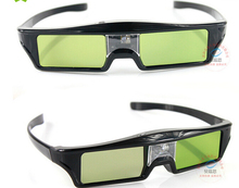 Free shipping New RF Active Shutter 3D Glasses Eyewear for Epson LCD 3D Projectors models 5200/8200/9510/560C/3020/7200/6510C