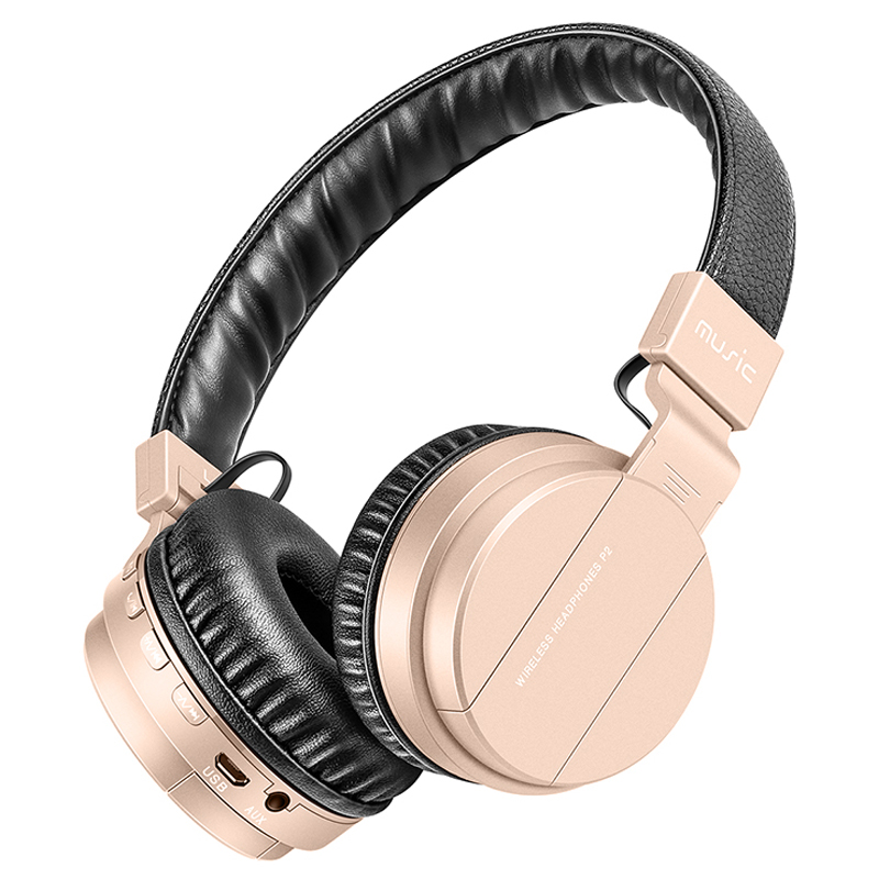 New Arrival Sound Intone P2+ Bluetooth Headphones BT4.0 Stereo Bluetooth Headsets wireless Headphone with Mic for phones music<br><br>Aliexpress