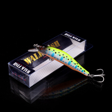 WALK FISH 1PCS Fishing Lures Minnow Crank 85mm 9.1g Magnet System High Quality Hard Bait Wobblers Crankbait Fishing Tackle(China)