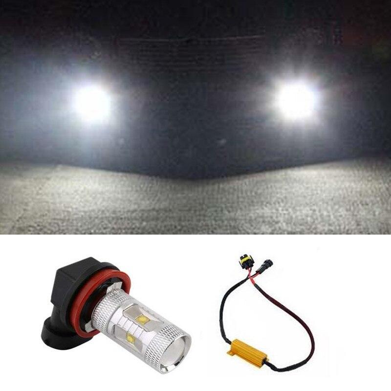 1pcs No Error Led Chips Car Lights Fog Driving Light for LEXUS IS 200 400 for LEXUS IS200 06+<br><br>Aliexpress