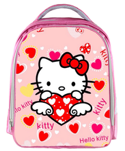 13 Inch Mochila Hello Kitty Backpack For Girls School Bags Kids Daily Backpacks Children Book Bag Bags Schoolbags
